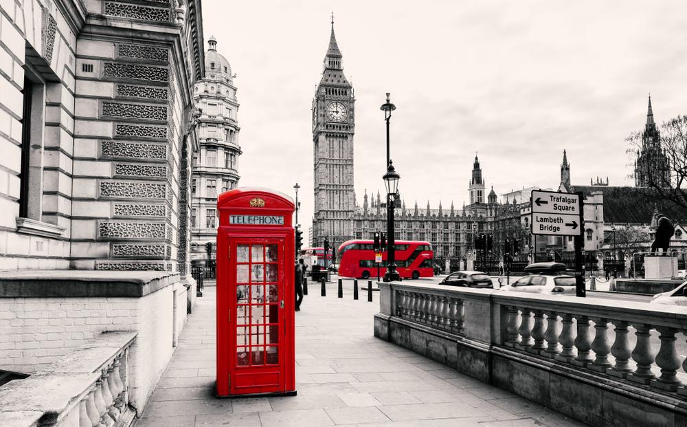 Tour Inghilterra