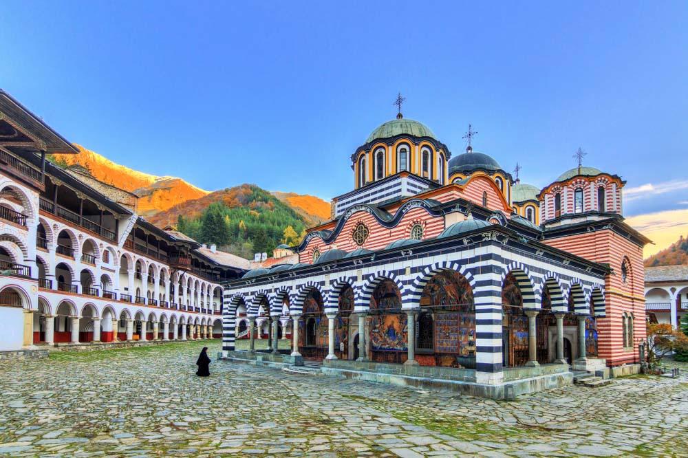 Pasqua Tour della Bulgaria