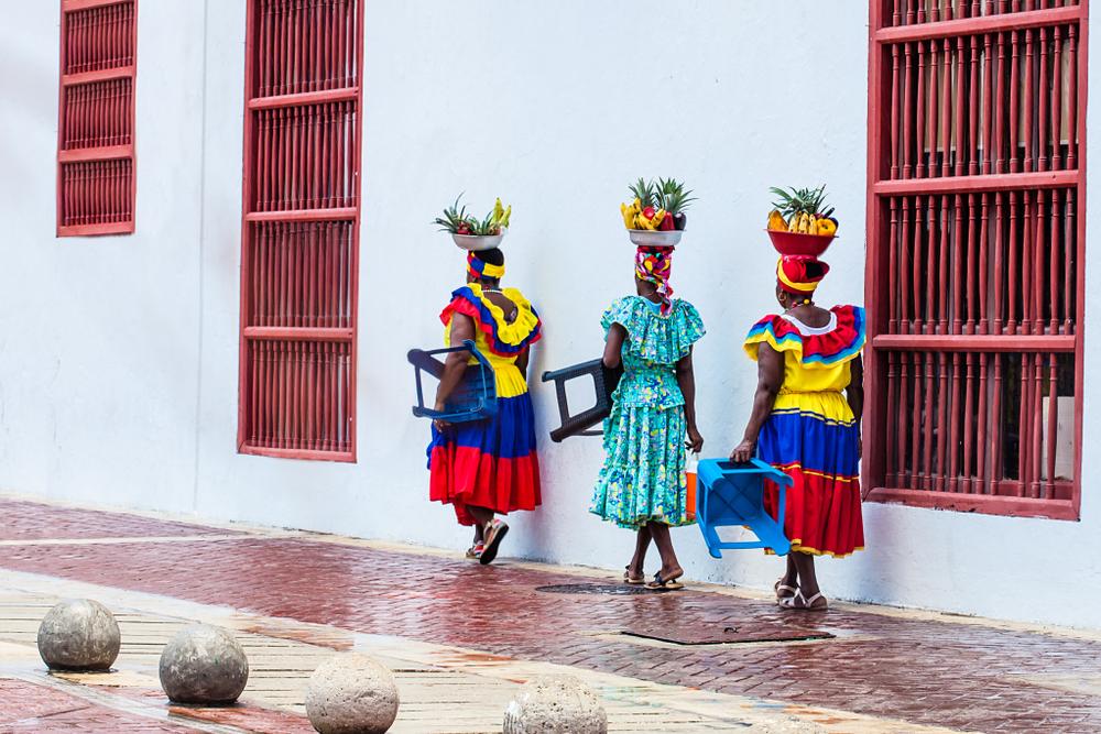 Tour della Colombia