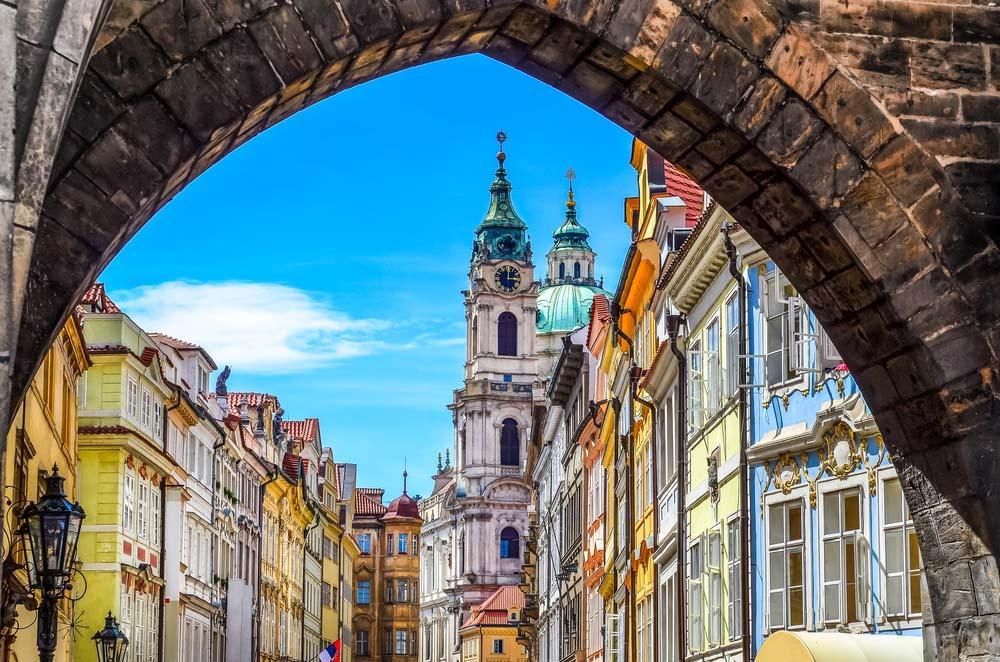 Tour Capitali Imperiali d'Europa