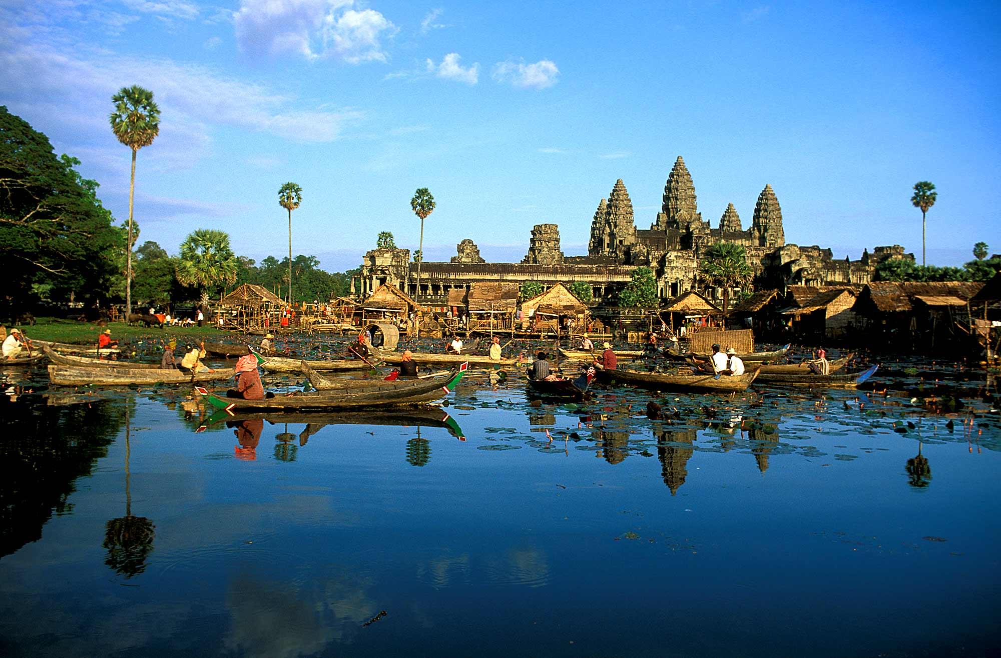 Tour della Cambogia