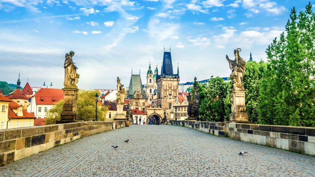 Pasqua Mini Tour Praga