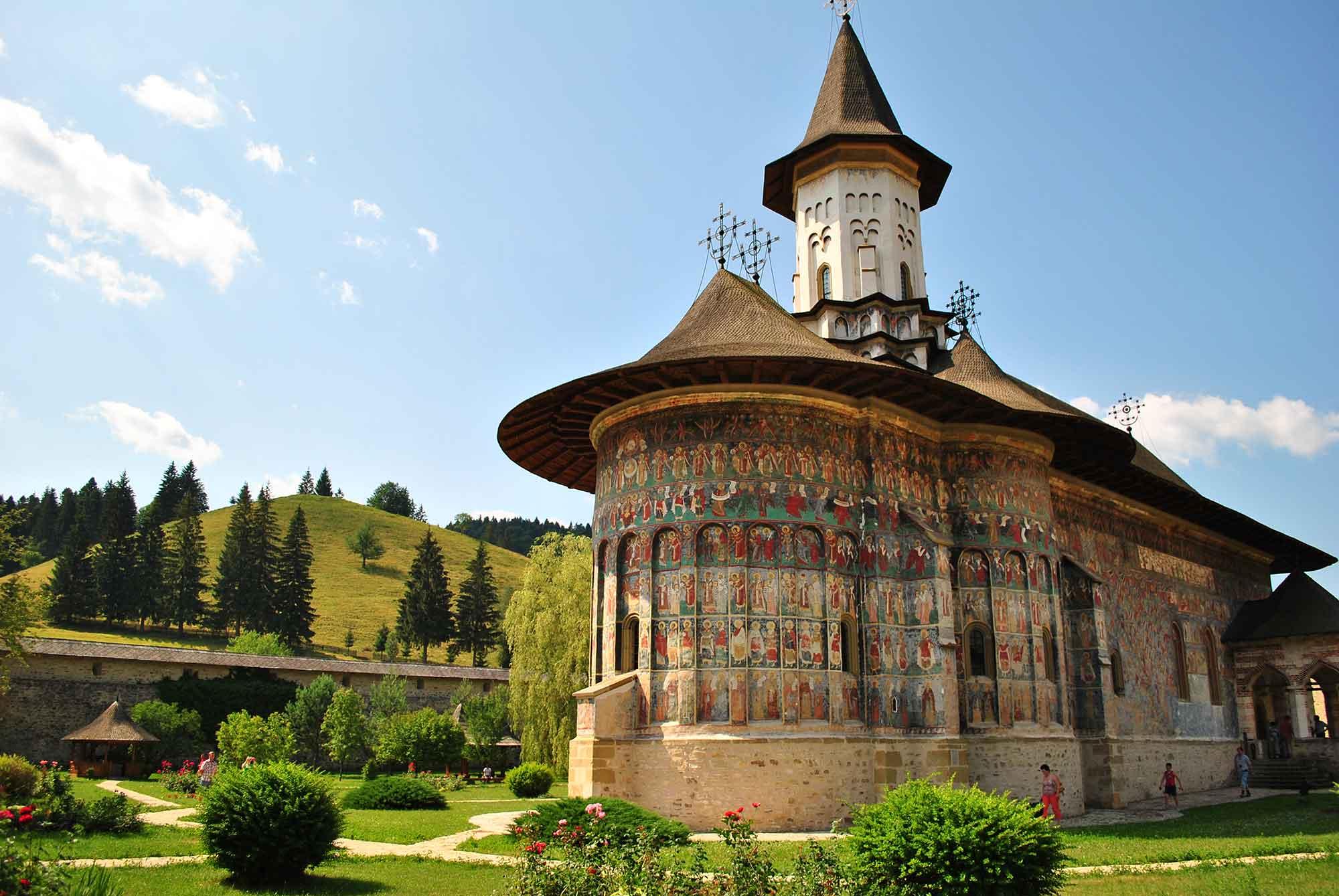 Transilvania e Monasteri