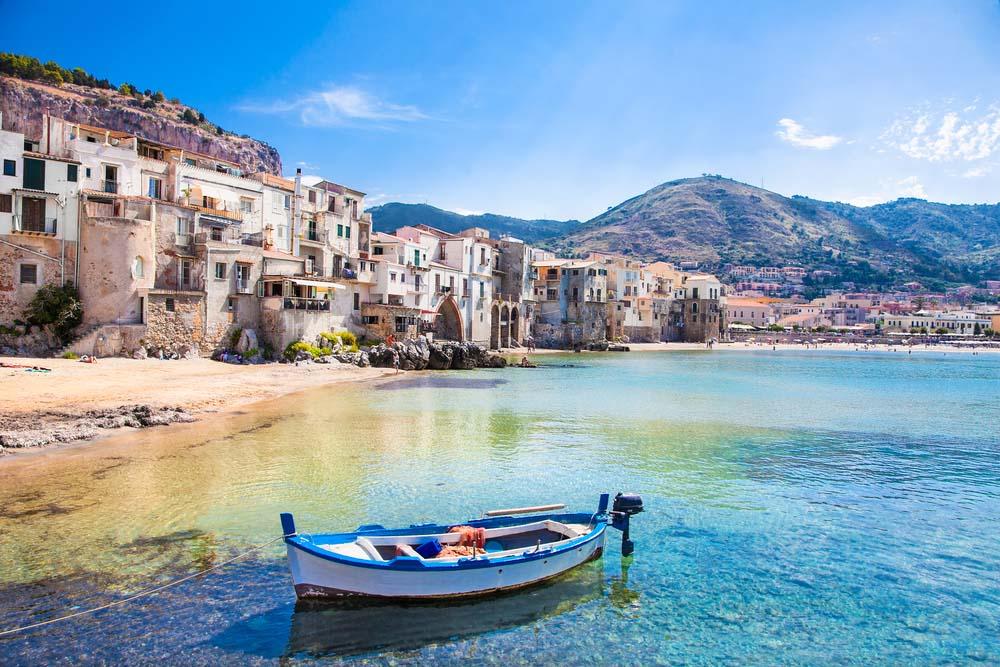 Pasqua Tour della Sicilia