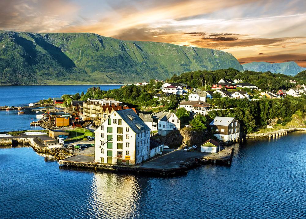 Danimarca e Fiordi Norvegesi