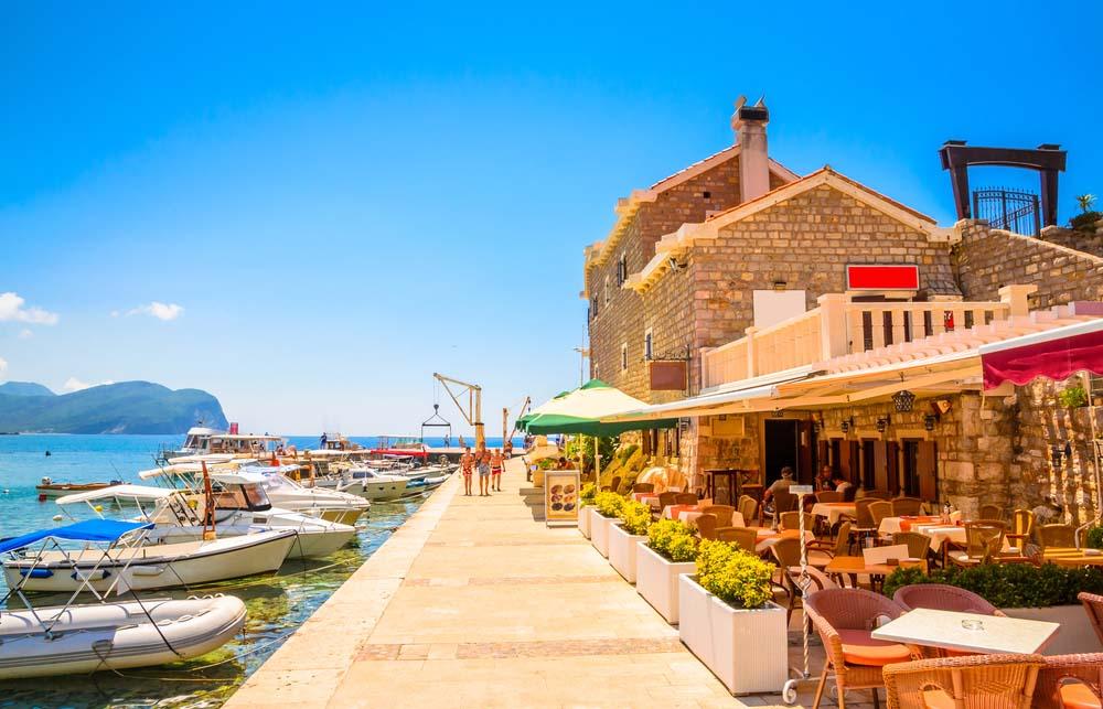 Pasqua Tour del Montenegro