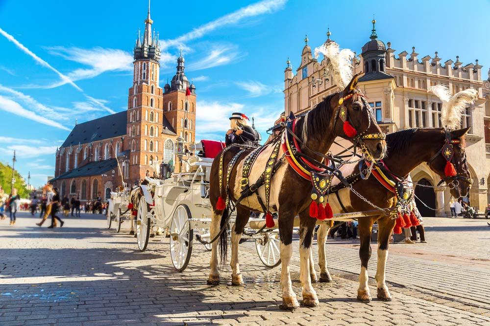 tour della polonia Cracovia